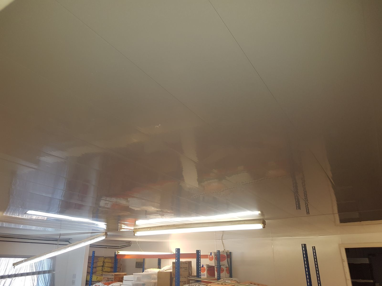 Altro Whiterock hygienic ceiling picture
