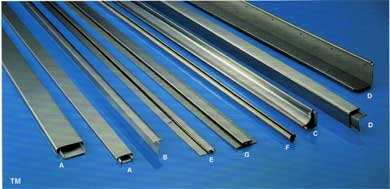 Stainless Steel Mouldings Picture